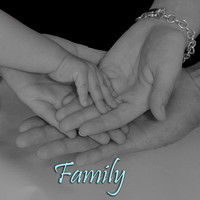 Family Hands 10x10